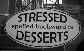 stressful eating