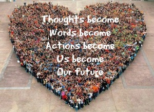 heart people we become our actions