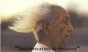 krishnamurti quote identification