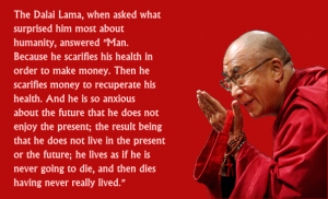 man_dalai_lama on health