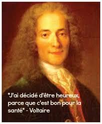 Voltaire - fra bon pour ma sante