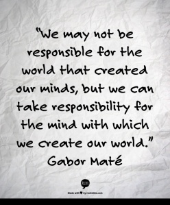 Gabor mate quote mind