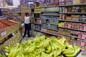 unhealthy food supermarket