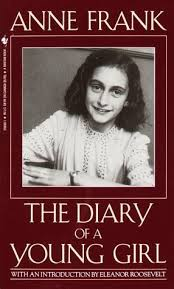 anne franks dairy - the book