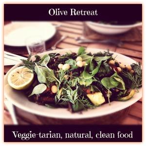 Olive Veggie-tarian