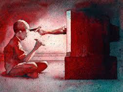 kids watch vilence tv
