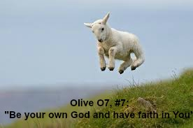 OO7 Be your own God