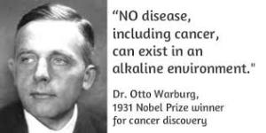 otto warburg cancer