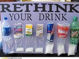 drink sugar