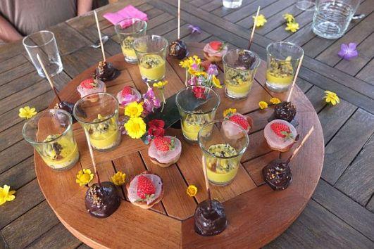 dessertplatter