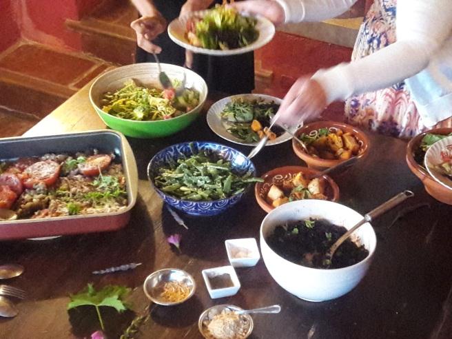 spain market food